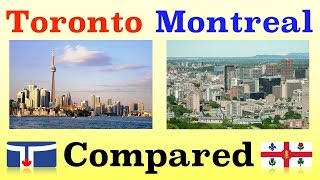 Download Toronto and Montreal Compared Video