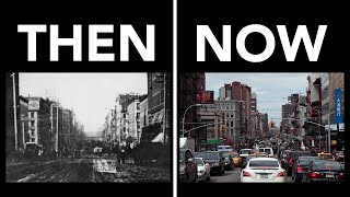 Download New York Now and Then: 1873 vs 2014 Video