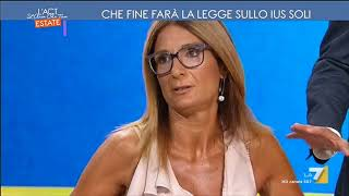 Download Ravetto vs Malpezzi: 'Ius Soli: la maggioranza strumentalizza i bambini' Video