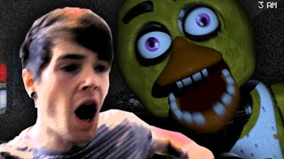 Download FELL OFF MY CHAIR! | Five Nights At Freddy's 2 Video