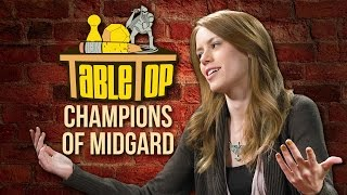 Download TableTop: Wil Wheaton Plays Champions of Midgard with Chris Kluwe, Alison Haislip, & Marisha Ray! Video