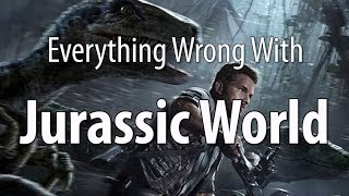 Download Everything Wrong With Jurassic World In 15 Minutes Or Less Video