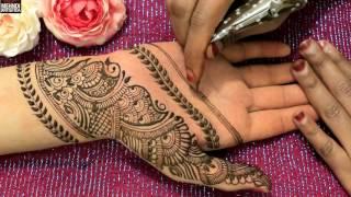 Download Stylish Easy Elegant Henna Mehndi Designs For Hands|Unique Haathphool Floral Mehendi Design 2017 Video