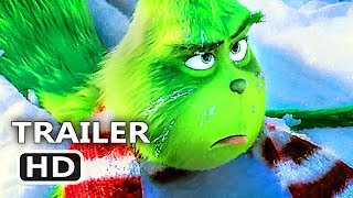 Download THE GRINCH Official Trailer (2018) Animation Movie HD Video