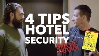 Download 100 DEADLY SKILLS: 4 TIPS FOR HOTEL SECURITY Video