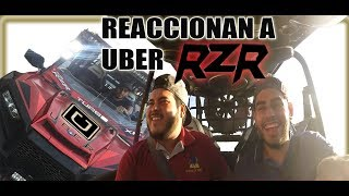 Download UBER RZR TURBO   ¡ASI REACCIONA LA GENTE! Video