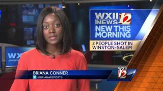 Download Double shooting in Winston-Salem Video