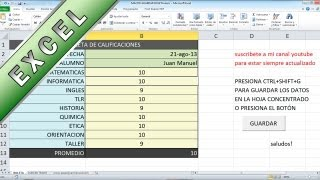 Download Tutorial Excel - Macro que Copia, Ordena y guarda informacion - Asesor Juan Manuel Video