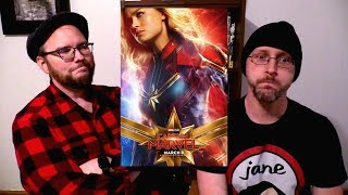 Download Captain Marvel - Sibling Rivalry Video