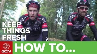 Download How To Avoid Cycling Burnout & Keep Things Fresh | GCN's Road Cycling Tips Video