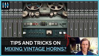 Download Mixing Tumpet ➟ Using Effects to Create a Vintage Vibe in the Mix Video
