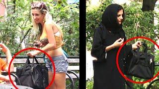 Download AMERICAN vs MUSLIM BAG EXPERIMENT Video