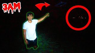 Download DO NOT HUNT ALIENS AT 3AM! (Creepy Lights Spotted) Video
