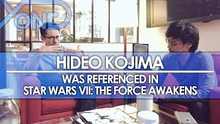 Download Hideo Kojima Was Referenced in Star Wars VII: The Force Awakens Video