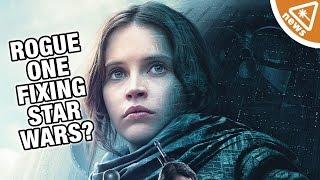 Download Will Rogue One Fix a Major Star Wars Plot Hole? (Nerdist News w/ Jessica Chobot) Video