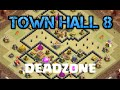 Download Clash of Clans | ELITE TH8 DEADZONE ANTI 3-STAR WAR BASE | Base Explanation #4 Video