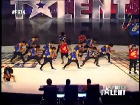 INTENSITY BREAKERS of PILIPINAS GOT TALENT 4