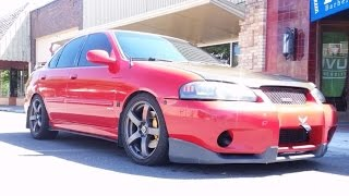 Download Supercharged 2002 Nissan Sentra SE-R Video
