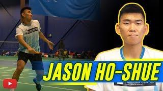 Download Jason Ho-Shue Badminton Player (Canada) Preparing for 2020 Olympics Video