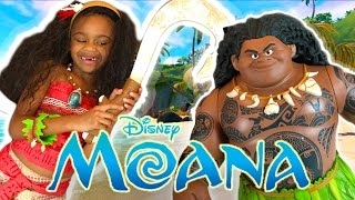 Download Disney Princess In Real Life Moana Video