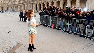 Download I WENT TO PARIS FASHION WEEK Video