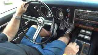Download 1968 Chevy Camaro SS action Video