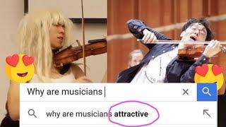Download Why are Musicians Attractive?? ( ͡º ͜ʖ ͡º) Video