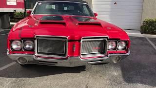 Download 1972 Oldsmobile Cutlass Supreme 442 Tribute Video