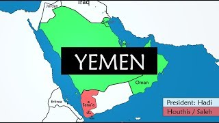 Download Yemen - summary of 28 years of history Video