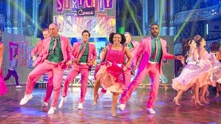 Download Blackpool Group Dance to 'Nicest Kids in Town' by James Marsden - Strictly Come Dancing 2016: Week 9 Video
