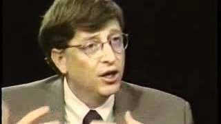 Download bill gates 1996 interview / charlie rose Video