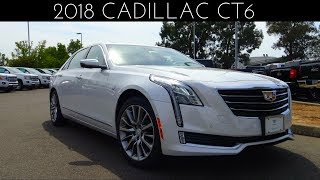 Download 2018 Cadillac CT6 3.6 L V6 Review & Test Drive Video
