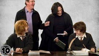 Download Top 10 Harry Potter Funniest Bloopers Video