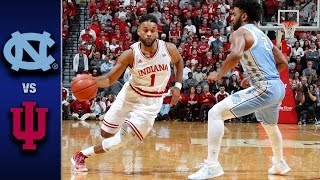 Download North Carolina vs. Indiana Men's Basketball Highlights (2016-17) Video