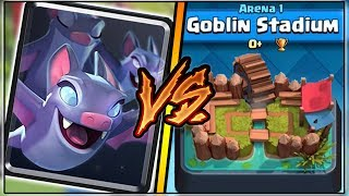 Download BATS TROLLING ARENA 1 IN CLASH ROYALE | FUNNY MOMENTS & BATS GAMEPLAY! Video