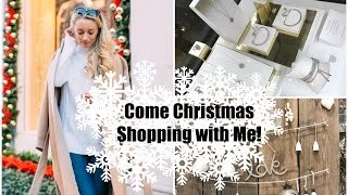 Download Come Christmas Shopping With Me! In-Store VS Online | Fashion Mumblr Vlogmas Day 10 Video