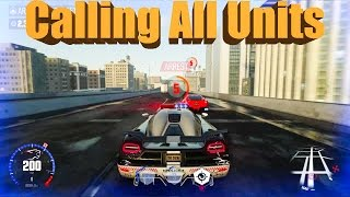 Download The Crew - Calling All Units - NEW GAMEPLAY! Be The Cop Video