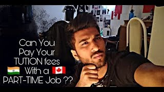 Download Can you pay your Tuition fees with Part-Time job in Canada ? Video