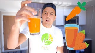 Download Carrot Juice Plus What I Eat In A Day Video