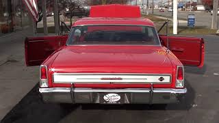 Download 1966 Chevrolet Nova SS $59,900.00 Video