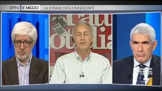 Download Otto e mezzo - La strage degli innocenti (Puntata 23/05/2017) Video