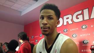 Download Georgia's J.J. Frazier on loss to Kentucky Video