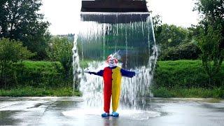 Download Killer Clown ALS Ice Bucket Challenge! #IceBucketChallenge #strikeoutals Video