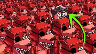 Download Minecraft | Who Is the REAL Foxy - Morph Hide and Seek! (Five Nights at Freddy's) Video