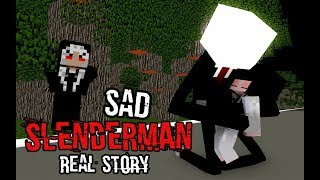 Download Monster School : Sad Slenderman Real Story - Best Minecraft Animation Video