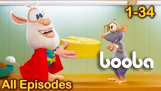 Download Booba funny cartoons - All Episodes Compilation 34 for kids 2018 KEDOO ToonsTV Video