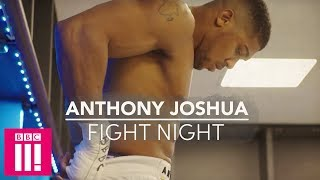 Download Anthony Joshua's Final Hours Of Fight Night Video