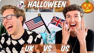 Download Halloween! British VS American | Evan Edinger & Mark Ferris Video