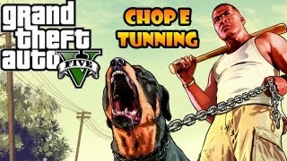 Download GTA V: PERSONALIZAR O CHOP NA ANIMAL ARK + TUNAR CARRO DO FRANKLIN Video