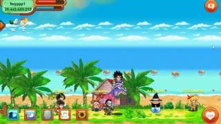 Download Ngọc rồng online Đảo kho báu lv 110 , boss họ trâu tên bò!!! Video